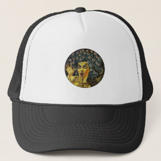 AS MEDUSA IS TRUCKER HAT