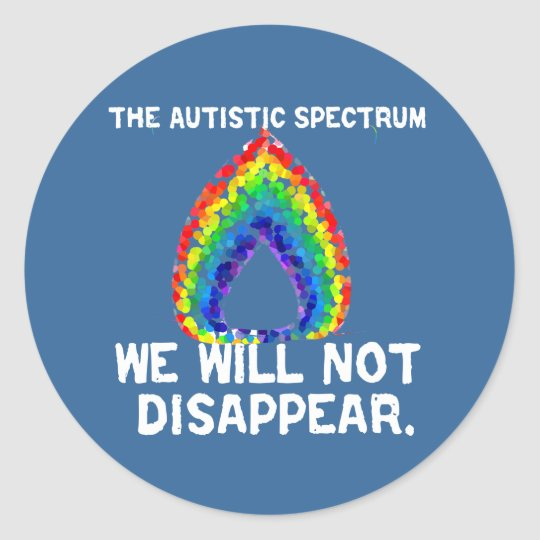 AS: Not Disappear Stickers