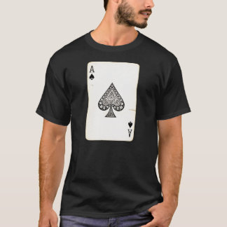 As of Spades Card T-Shirt