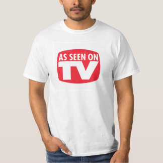 As Seen On TV Funny Shirt