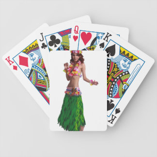 AS SHE MOVES BICYCLE PLAYING CARDS
