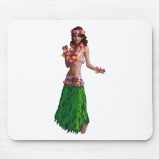 AS SHE MOVES MOUSE PAD