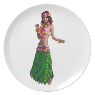 AS SHE MOVES PLATE