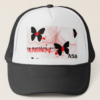 As Spring Bleeds trucker hat