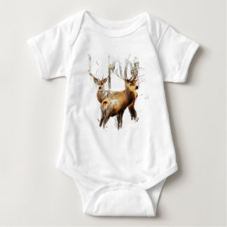 as the cold winds blow baby bodysuit