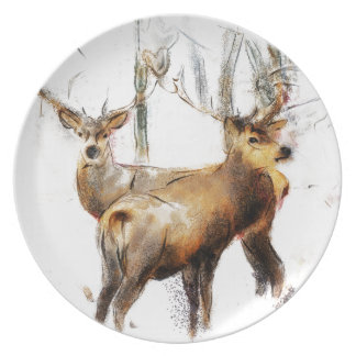 as the cold winds blow dinner plates