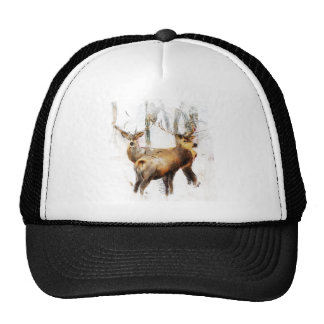 as the cold winds blow trucker hat