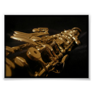 As the Oboe Sings Poster