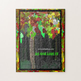 As You Like It Jigsaw Puzzle