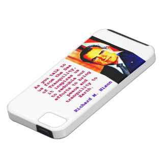 As You Talk To Us - Richard Nixon iPhone 5 Cases