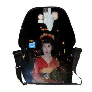 Asakusa Geisha Neo Tokyo Commuter Bag