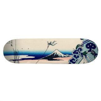 Asakusa Hongan-ji Skateboard Deck