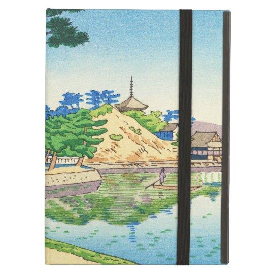Asano Takeji, Views of Wakayama Wakanoura art Case For iPad Air