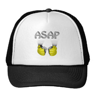 ASAP MMA Gloves Trucker Hat