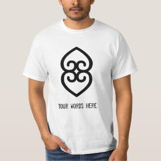 ASASE YE DURU | Providence and the Divinity Earth T-Shirt