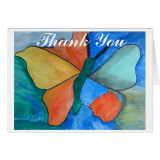 ASC Card Thank You Butterfly