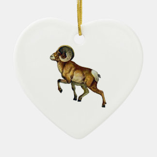 Ascending Pride Ceramic Ornament
