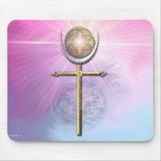 Ascension Ankh Mouse Pad