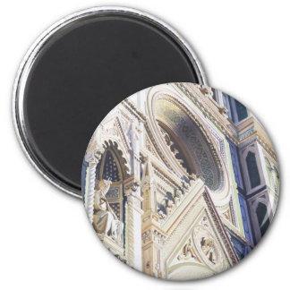 """Ascension"" Church Architecture Watercolor Magnet"