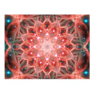 Ascension Mandala Postcard
