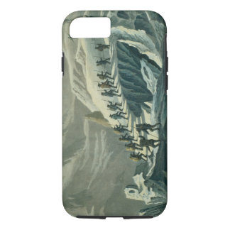Ascent of Mr. De Saussure to the Summmit of Mont B iPhone 7 Case
