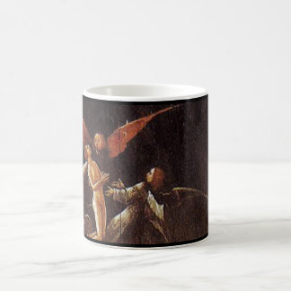 Ascent of the Blessed, by Hieronymus Bosch Coffee Mug