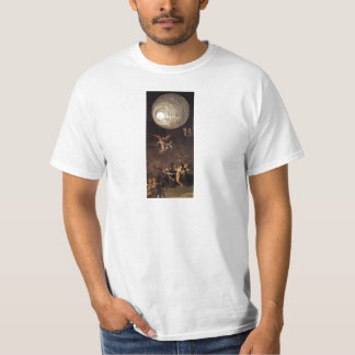 Ascent of the Blessed, by Hieronymus Bosch T-Shirt