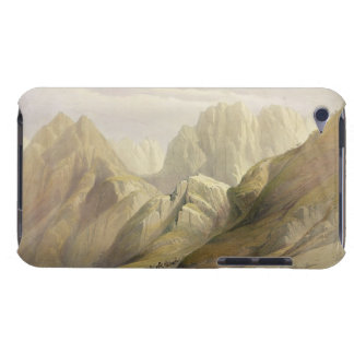 Ascent of the Lower Range of Sinai, February 18th iPod Touch Cases