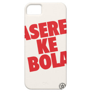 Asere ke bola case for the iPhone 5