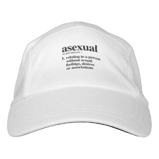 Asexual Definition - Defined LGBTQ Terms - Hat