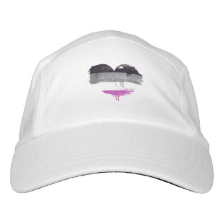 ASEXUAL HEART - ASEXUAL LOVE - HAT