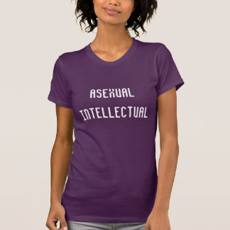 asexual intellectual T-Shirt