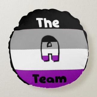 Asexual LGBTQA Pride Pillow