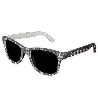 Asexual Panda LGBT Pride Sunglasses