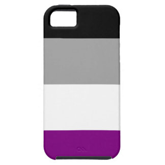 Asexual Pride Flag Case For The iPhone 5
