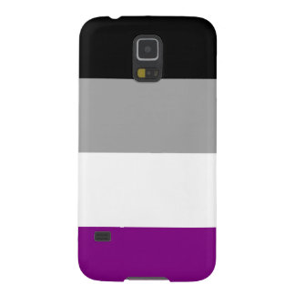 Asexual pride flag cases for galaxy s5
