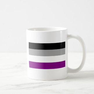 Asexual Pride Flag Coffee Mug