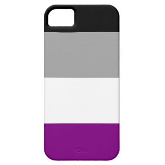 Asexual Pride Flag iPhone 5 Cases