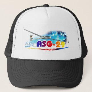 ASG 29 Schleicher Glider Trucker Hat