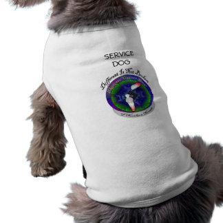 ASGONN Logo Service Dog Tee