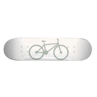 Ash Gray Bicycle Skate Decks