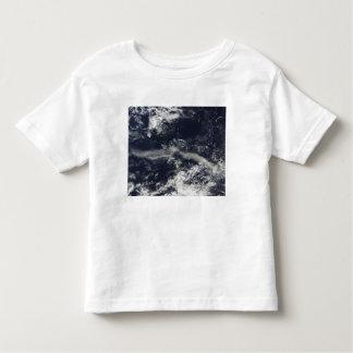Ash Plume from Soufriere Hills, Montserrat Toddler T-shirt