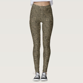 Ash Wishbone Leggings
