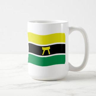 Ashanti People Flag Mug