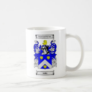 Ashby Coat of Arms 11oz Mug