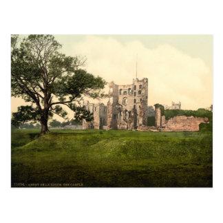 Ashby-de-la-Zouch Castle, Leicestershire, England Postcard