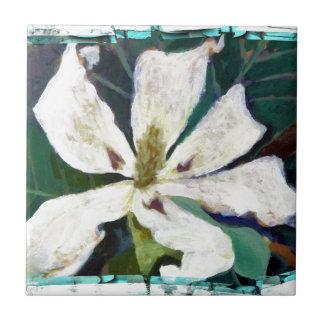 Ashe Magnolia image Ceramic Tile