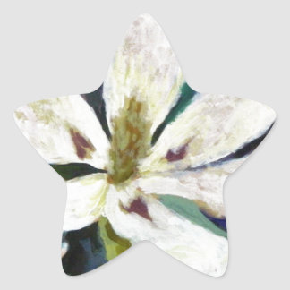 Ashe Magnolia image Star Sticker