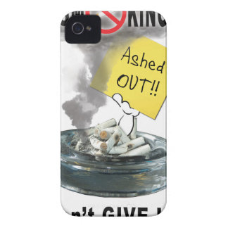 Ashed Out Case-Mate iPhone 4 Case