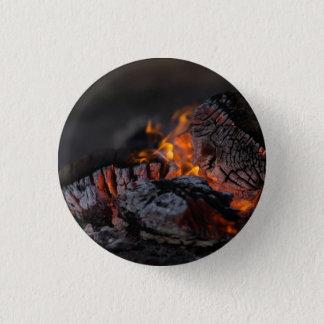 Ashes 1 Inch Round Button
